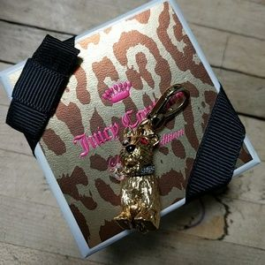 JUICY COUTURE TERRIER DOG CHARM!